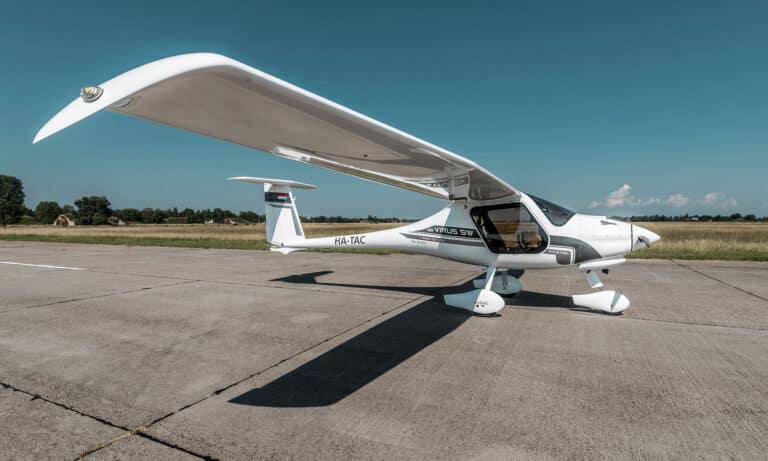 Skyhawk Aviation Pipistrel Virus SW 121